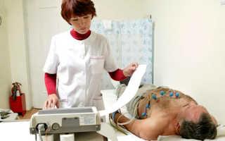 Диффузные изменения в миокарде метаболические