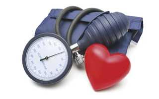 Что делать при пониженном сердечном давлении в домашних условиях
