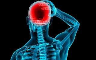 Можно ли делать массаж при внутричерепном давлении
