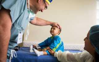 Гипертония мочевого пузыря у ребенка