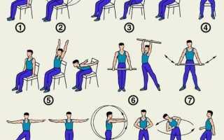 Гимнастика при ибс и стенокардии видео