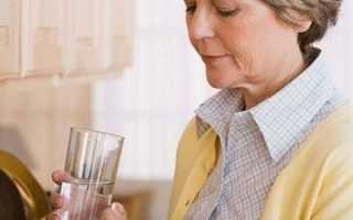 Индапамид как долго пить