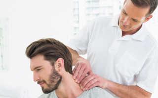 Давление после массажа