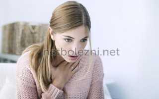 Затрудненный вдох причины у взрослых