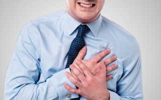 Пульс после инфаркта