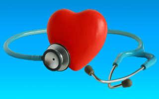 Диастолическая функция левого желудочка нарушена по 1 типу