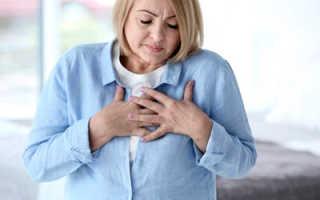 Жжение в области сердца причины