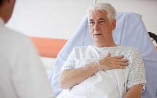 Инфаркт и отек легких смерть
