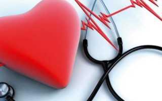 Артериальное давление при сердечной недостаточности