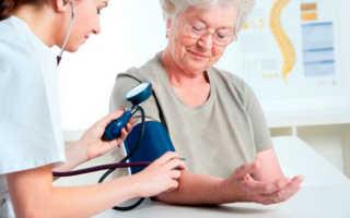 Гипертония у пожилых людей народными средствами