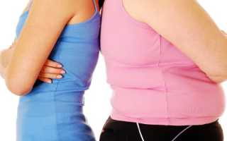 Всд и лишний вес