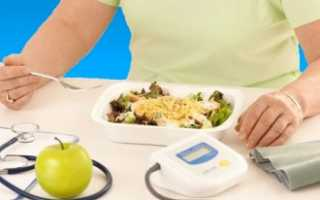 Продукты повышающие артериальное давление в пожилом возрасте